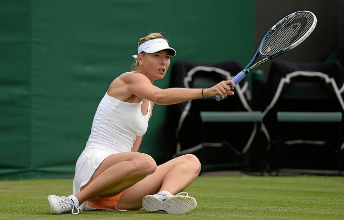It was Maria Sharapova earliest exit at a Slam since a first round defeat at the 2010 Australian Open.