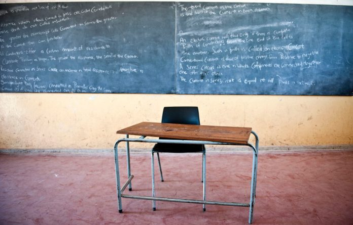 'Teachers need to open their eyes and link what they have in the classrooms
