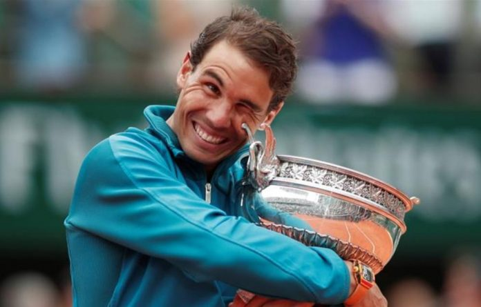 Nadal join's Margaret Court as the only other player to have won the same major 11 times.