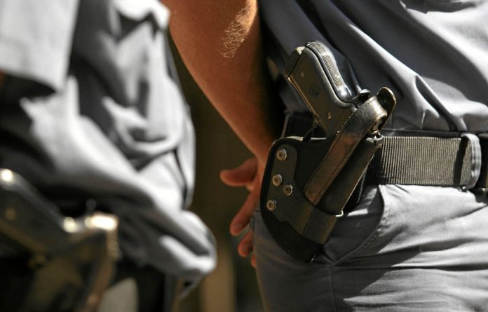 Foreigners claim that police officers in KwaZulu-Natal are planting illegal firearms and drugs on them.