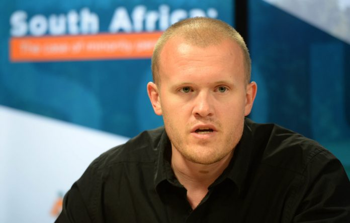 AfriForum's Ian Cameron told Sky News that there have been more than 344 attacks on farms and and about 45 farm murders since the beginning of 2018.