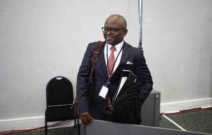 Former GCIS head Themba Maseko.