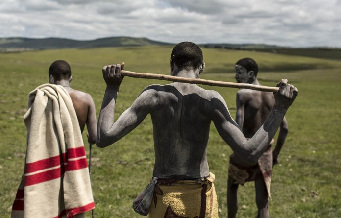 Initiates at some initiation schools face abuse at the hands of traditional nurses
