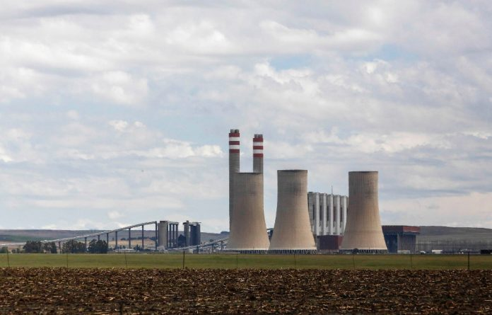 The silo collapse at Majuba power station reveals the insecurity of the country's electricity supply.