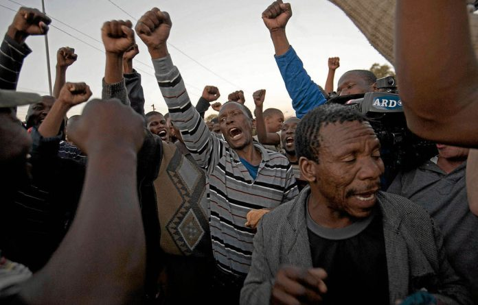 Lonmin miners are claiming millions of rand in compensation from the police.