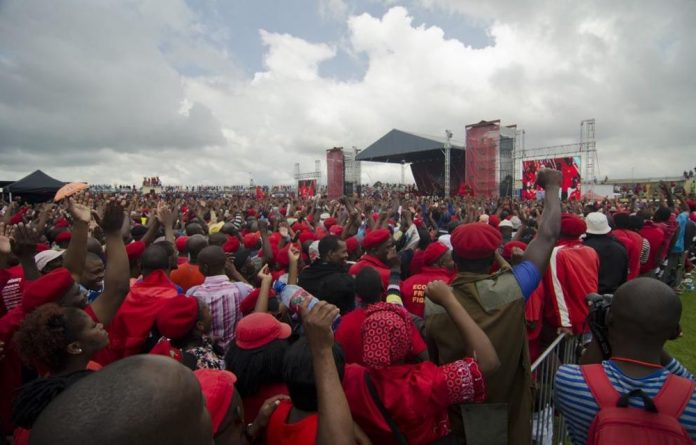 There are aspects of the manifesto that suggest the EFF is at at least in touch with current issues facing society.