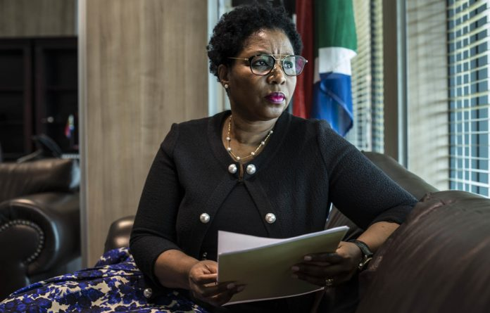 Minister of Public Service and Administration Ayanda Dlodlo has stated that she never meant to break the code.