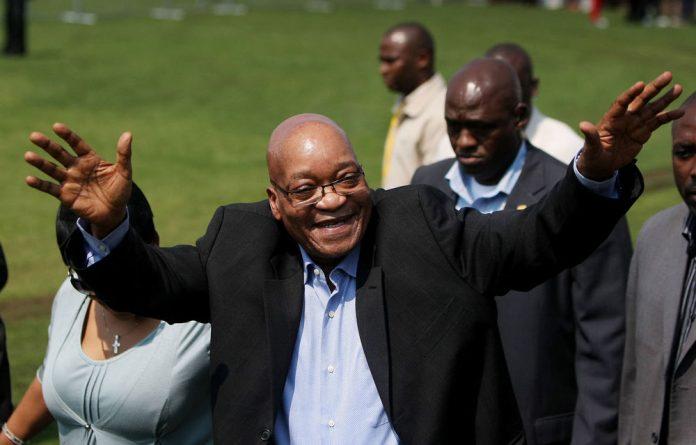 Cosatu will back President Jacob Zuma and the