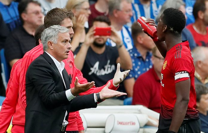 It is a striking contrast to the final months of Mourinho's reign