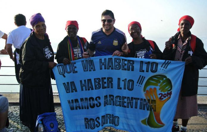 'Vakhegula' in Rio