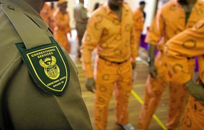 No one was injured when a Mangaung prison official was rescued from a hostage situation at the correctional centre.