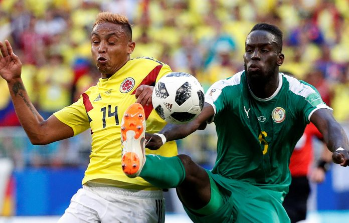 The South American side finished with six points and Japan ended on four points
