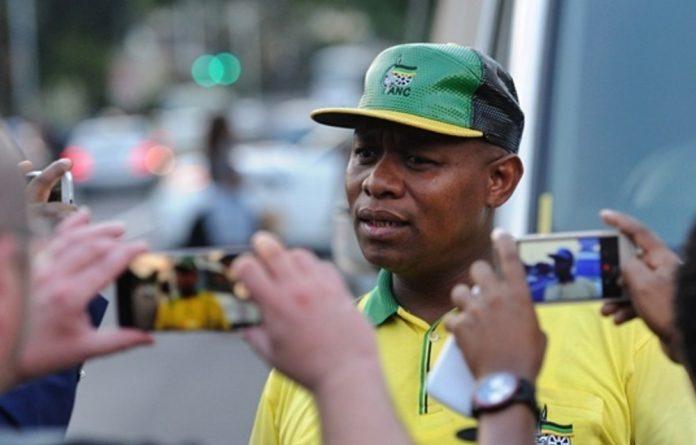 Edward Zuma.
