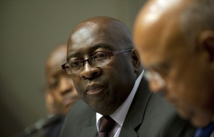 Fail-safe: Finance Minister Nhlanhla Nene. The treasury is eager to promote savings. Photo: David Harrison
