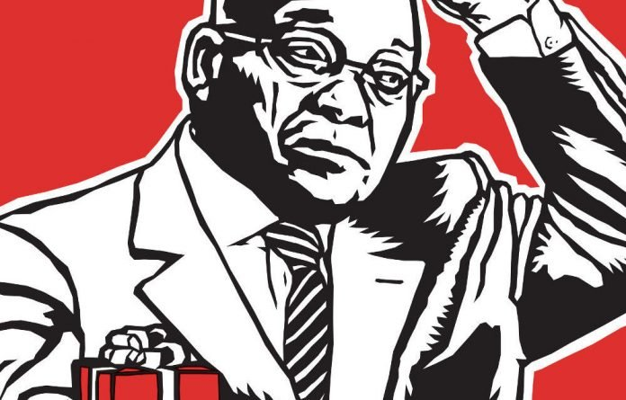 President Zuma seems to have a very hands off approach when it comes to governing