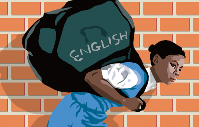 Schools that decide to teach in English are