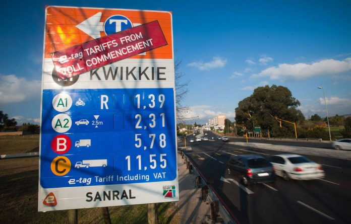 The DA argues that e-tolling will not work because government's Aarto system does not work.