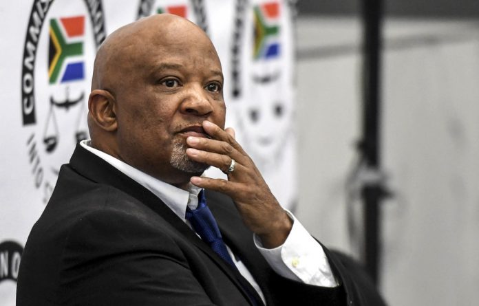 Mcebisi Jonas testifies at the state capture commission of inquiry. Ajay Gupta denies Jonas's allegation that the Guptas threatened to kill him if he revealed he had met with them.