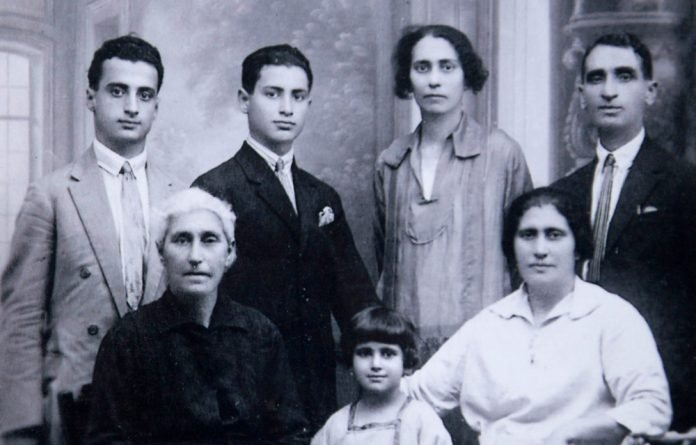 The Marashlian ­family were caught up in the brutal events before and following the Armenian genocide