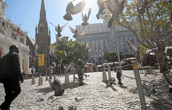 Cape Town's inner-city revival started with the clearing up of public spaces to attract customers back to the city.