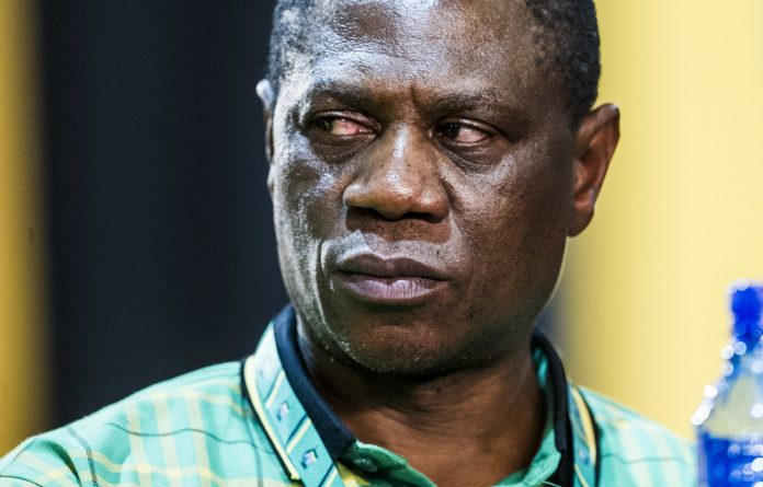 Mashatile says the party's leadership wanted Zuma's exit to be handled internally
