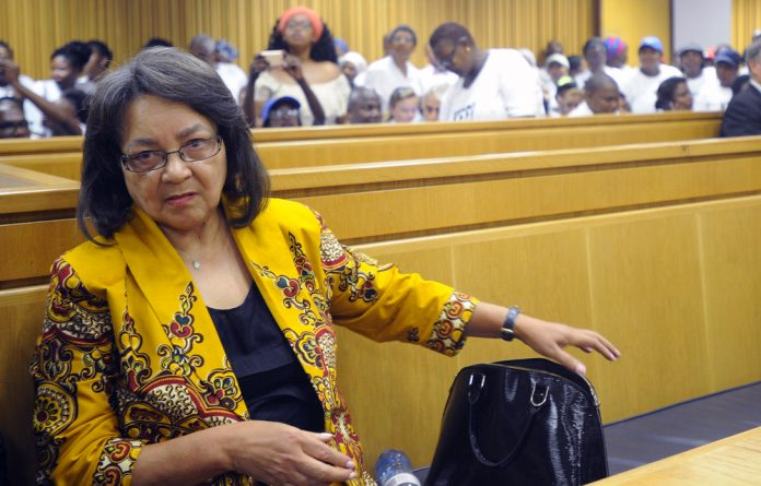 Several serious allegations have been levelled against De Lille