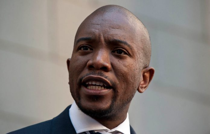 Mmusi Maimane and 10 others should face harsh sanctions for not disclosing campaign donations.