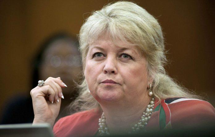 DA spokesperson on police Dianne Kohler Barnard.