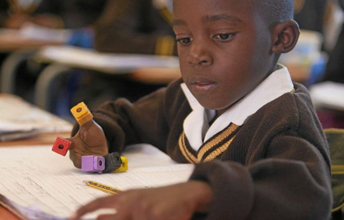 The Annual National Assessment results show that grade nine pupils scored on average a shocking 13% in maths.