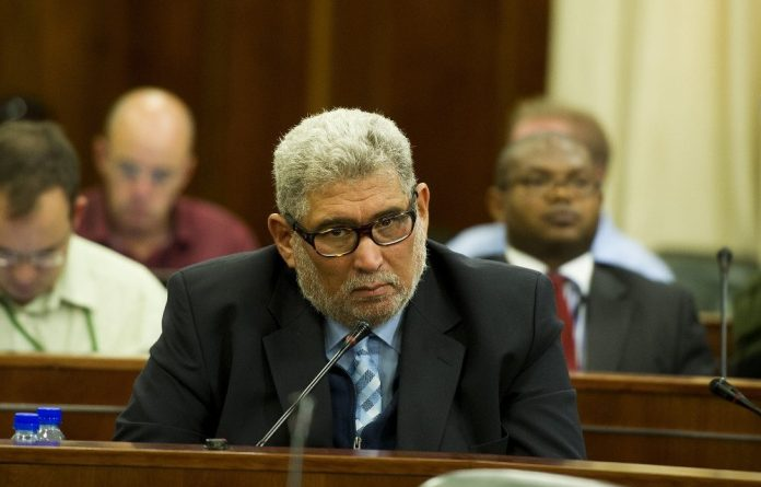 ANC MP Cecil Burgess was appointed to two important ad hoc committees: Nkandla and the committee that adopted the Secrecy Bill.