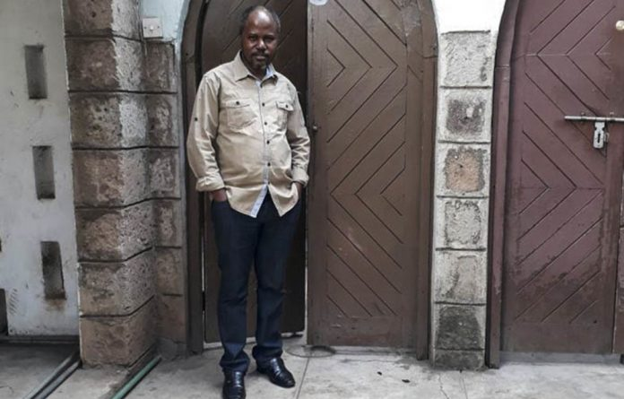 Silenced: Assassins were sent to kill journalist Ansbert Ngurumo