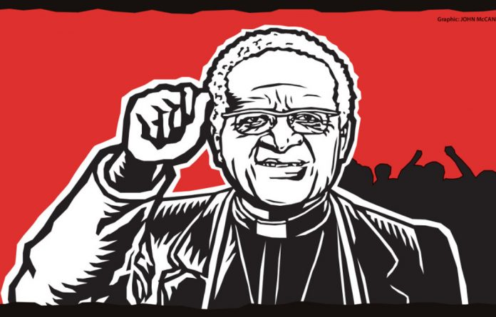 It would be wrong to portray Tutu as a self-made action hero. The truth is that Tutu is a product of a heroic and resilient people.