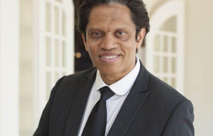 IRBA CEO Bernard Agulhas.