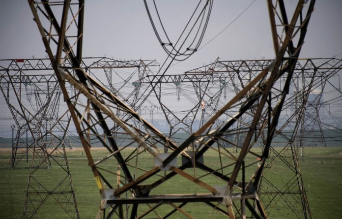 Stopgap: The PIC's loan to Eskom was made to deal with the crisis at the utility caused by corruption and out-of-control costs.