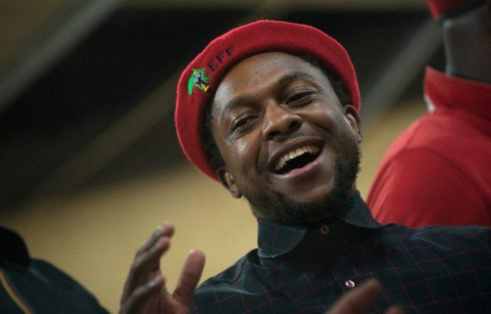Mbuyiseni Ndlozi.