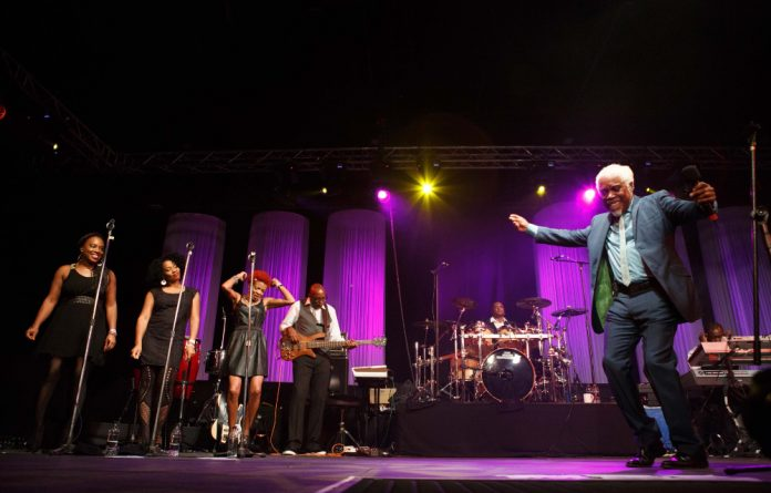 British R&B star Billy Ocean was a crowd favourite at Standard Bank Joy of Jazz on Friday and Saturday evening.