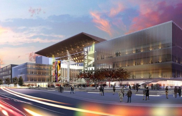 Old or bold: Artistic impressions of the new Artscape theatre complex have outraged purists who admire the International Modernism of the existing theatre complex.