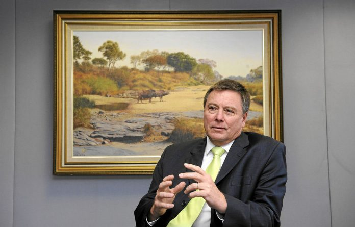 Registrar of banks René van Wyk says the facility should not affect the cost of funding in normal times.