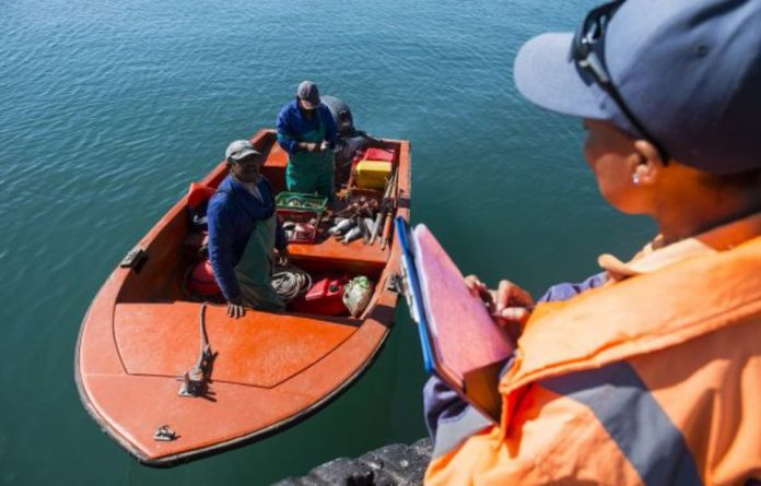 The fishing industry is due for a major shake-up so that black people's share in the sector is improved.