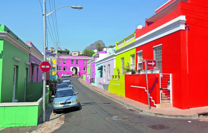 Cape Town has many tourists in the summer
