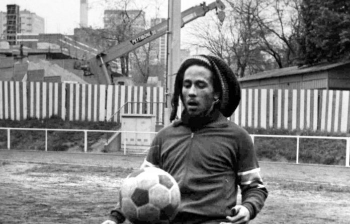 New York Times described Marlon James's novel on the 1976 assassination attempt on reggae singer Bob Marley as