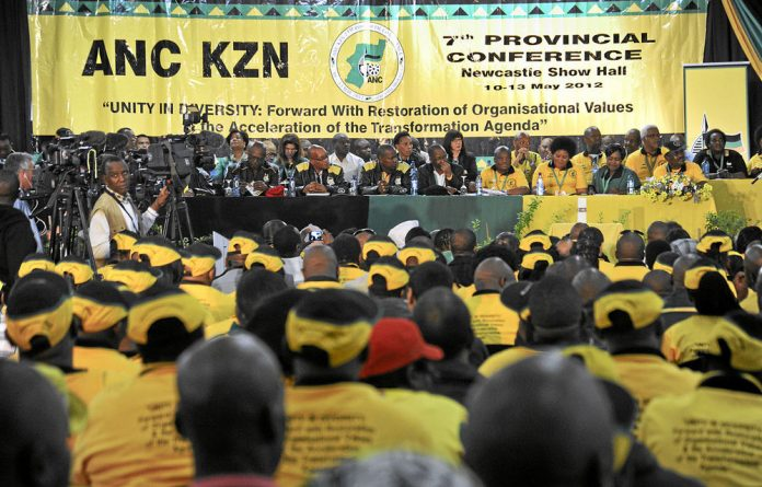 The KwaZulu-Natal ANC took steps at its conference in May to curb the influence of the powerful eThekwini region.