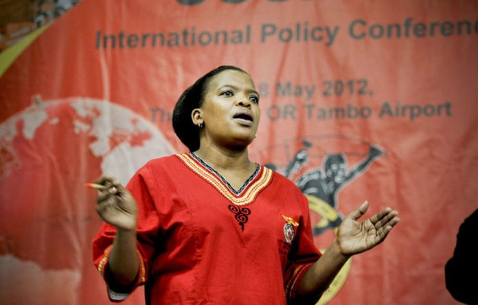 Losi is expected to be officially announced as Cosatu's new president on Thursday