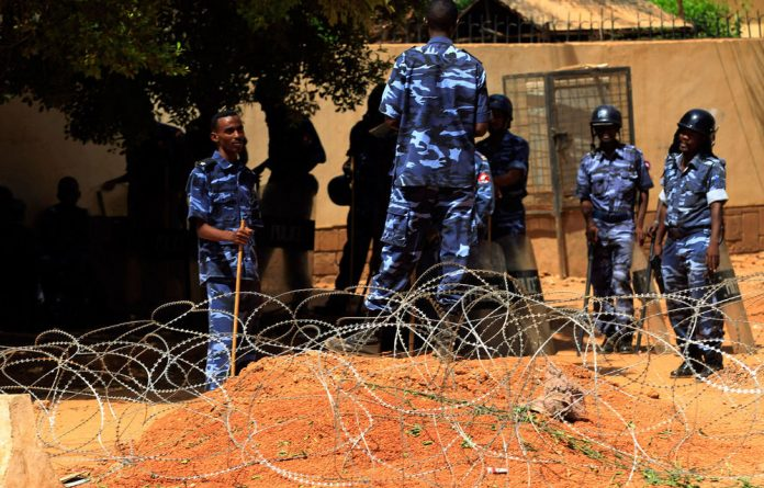 The international relations department has confirmed a South African peacekeeper has been killed