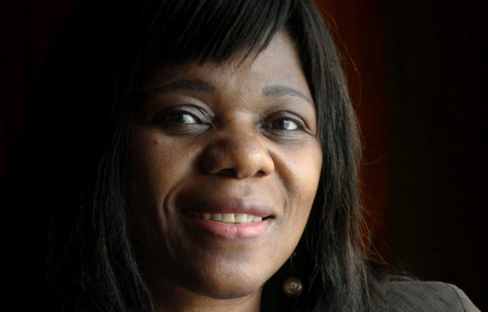 Public protector Thuli Madonsela told an internal audit conference in Johannesburg that her presence at a DA event was part of her mandate.