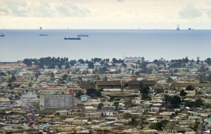 Cabinda is the smallest of Angola's provinces and one of its poorest.
