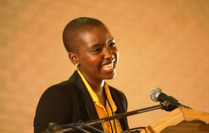 President Jacob Zuma's daughter