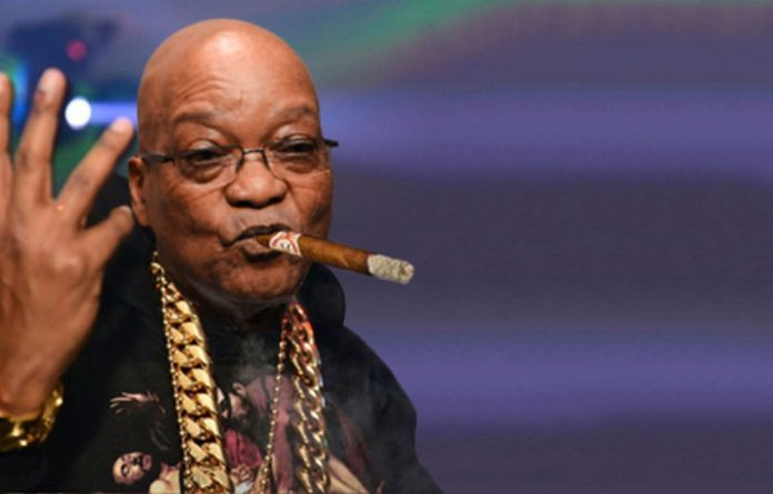 President Jacob Zuma thought Jay Z's hit song '99 Problems'