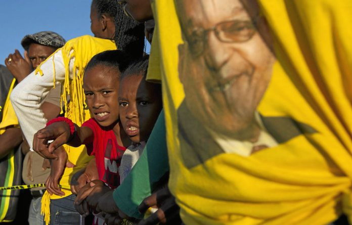 'The Mangaung conference promises to be a suitably messy affair.'