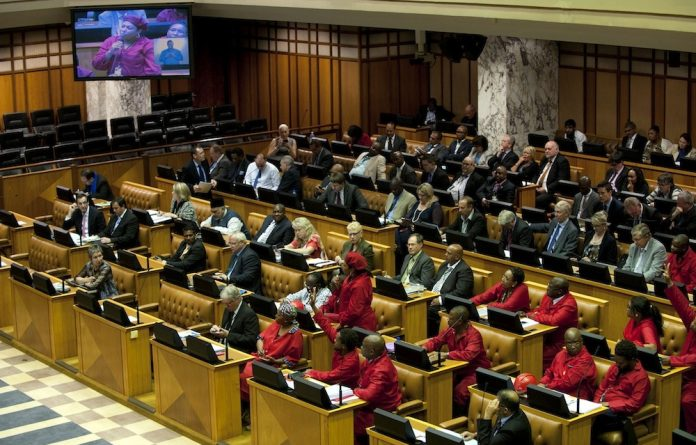 Parliament's senior counsel says the DA's argument to have a parliamentary rule allowing the Speaker to call in police overturned is